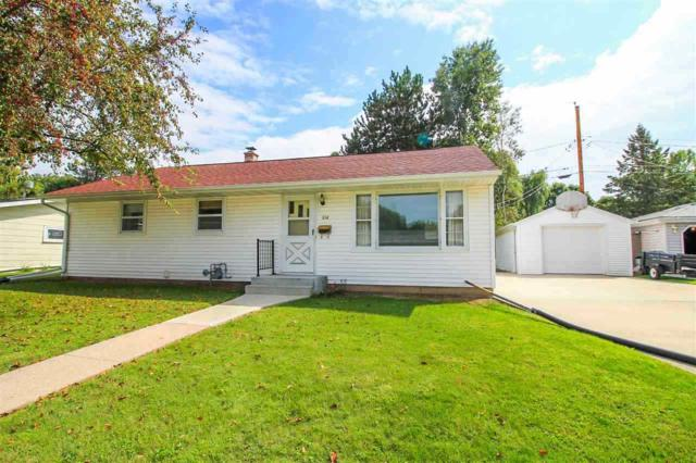 218 19TH Street, Fond Du Lac, WI 54935 (#50186024) :: Dallaire Realty