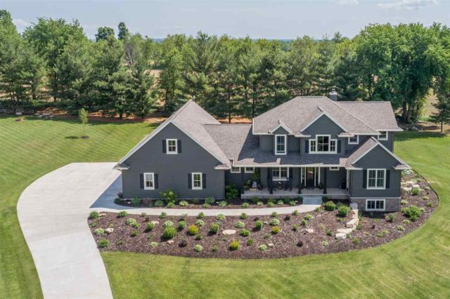 W10233 Cloverleaf Road, Hortonville, WI 54944 (#50186037) :: Dallaire Realty