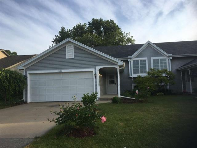 2630 Parkmoor Court, Appleton, WI 54915 (#50186063) :: Dallaire Realty
