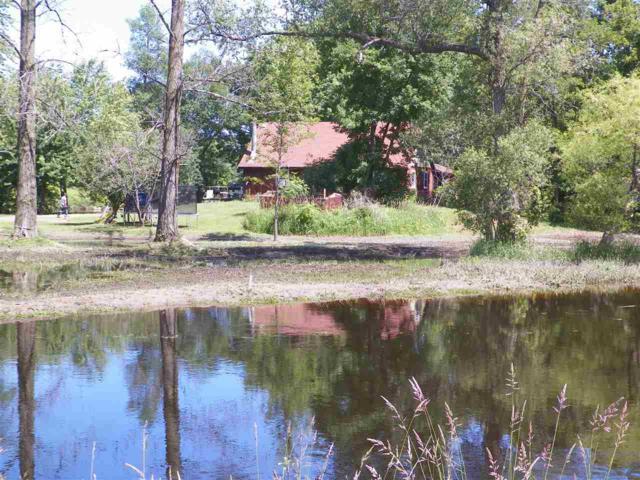 N2134 River Road, Weyauwega, WI 54983 (#50186241) :: Dallaire Realty