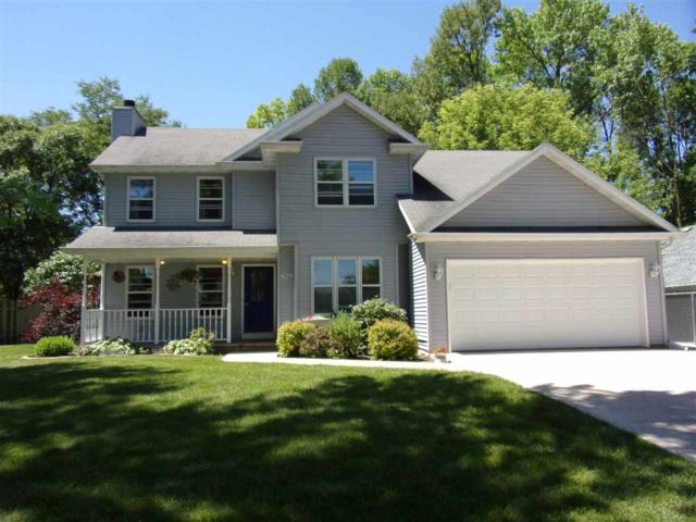 629 Hunters Point Road, Neenah, WI 54956 (#50186332) :: Todd Wiese Homeselling System, Inc.