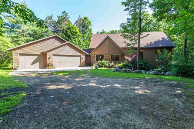 E7696 Horn Road, Marion, WI 54950 (#50186335) :: Symes Realty, LLC