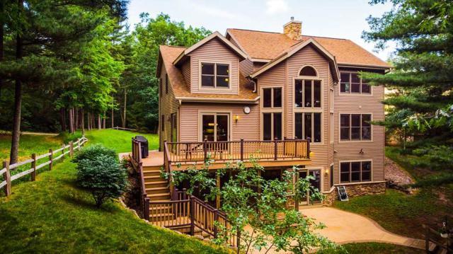 E1231 Round Lake Drive, Waupaca, WI 54981 (#50186374) :: Todd Wiese Homeselling System, Inc.