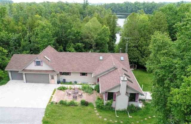12857 Steinthal Road, Kiel, WI 53042 (#50186486) :: Dallaire Realty