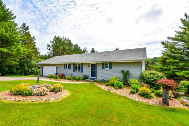 W8925 S Hwy A, Wild Rose, WI 54984 (#50186562) :: Symes Realty, LLC