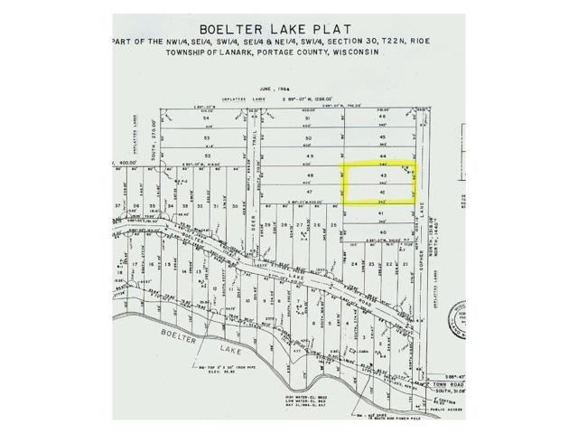 Boelter Lake Lane, Almond, WI 54909 (#50186695) :: Dallaire Realty