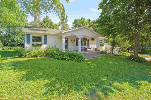 5214 Kunesh Road, Green Bay, WI 54313 (#50186757) :: Todd Wiese Homeselling System, Inc.