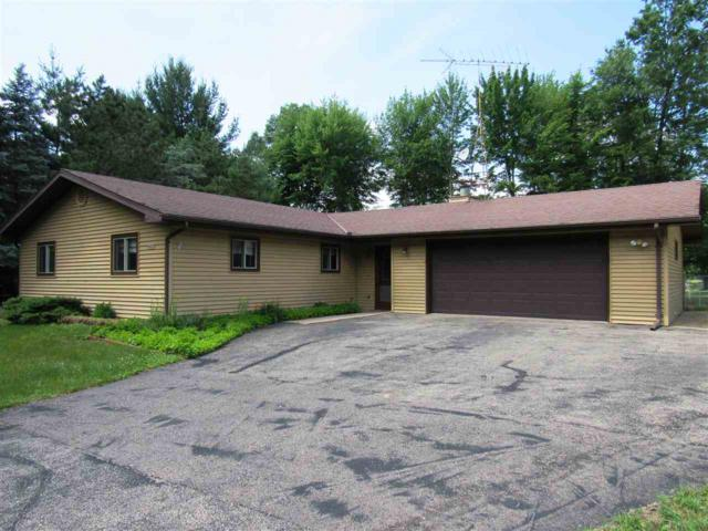 N9080 Silver Springs Drive, Neshkoro, WI 54960 (#50186758) :: Dallaire Realty