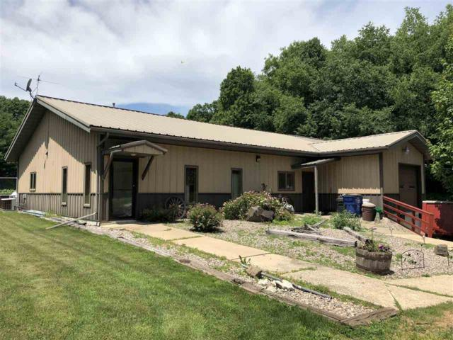 N7371 Onesti Road, Wittenberg, WI 54499 (#50186992) :: Todd Wiese Homeselling System, Inc.