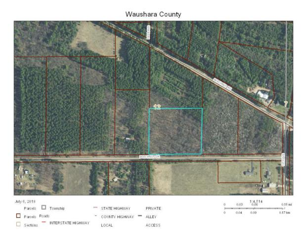 Beechnut Drive, Wautoma, WI 54982 (#50187009) :: Dallaire Realty