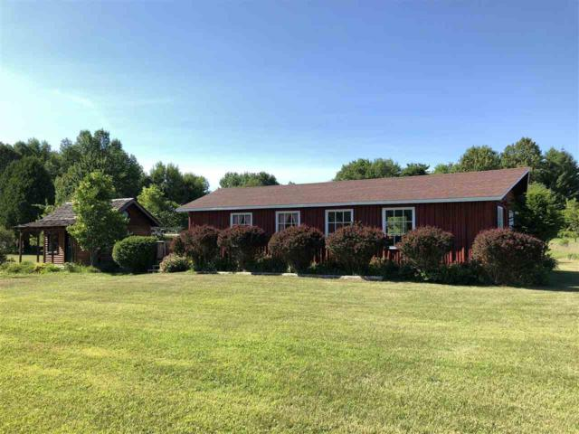 10370 E Tree Lake Road, Rosholt, WI 54473 (#50187118) :: Dallaire Realty