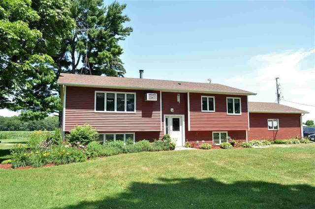E9922 Hwy 156, Clintonville, WI 54929 (#50187195) :: Dallaire Realty