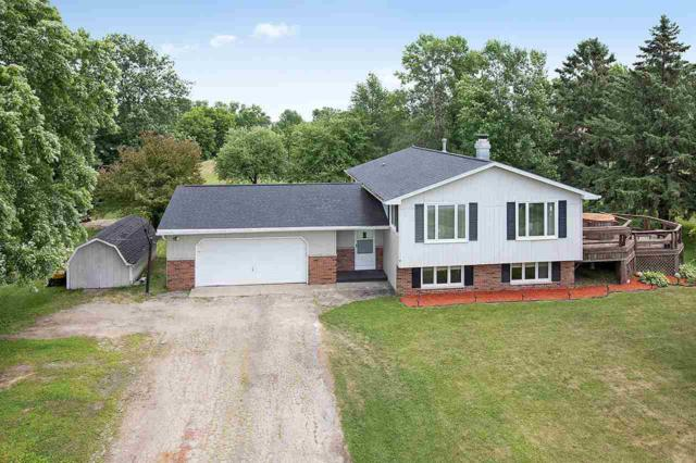 6078 Hwy J, Oconto, WI 54153 (#50187249) :: Todd Wiese Homeselling System, Inc.