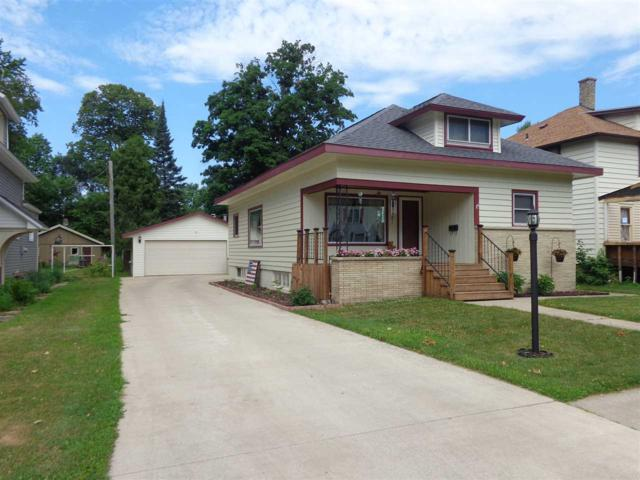 405 S Andrews Street, Shawano, WI 54166 (#50187318) :: Todd Wiese Homeselling System, Inc.