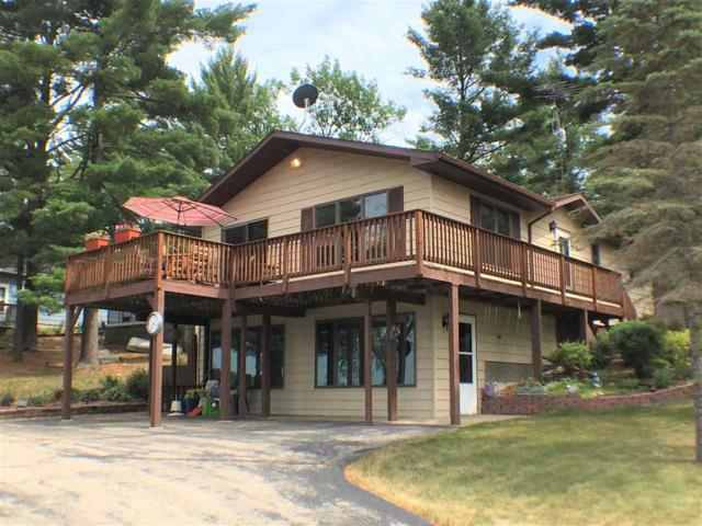 W5624 S Round Lake Road, Wild Rose, WI 54984 (#50187335) :: Dallaire Realty