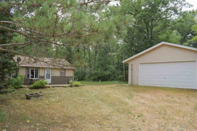 W8481 Mielke Way Road, Wautoma, WI 54982 (#50187346) :: Dallaire Realty
