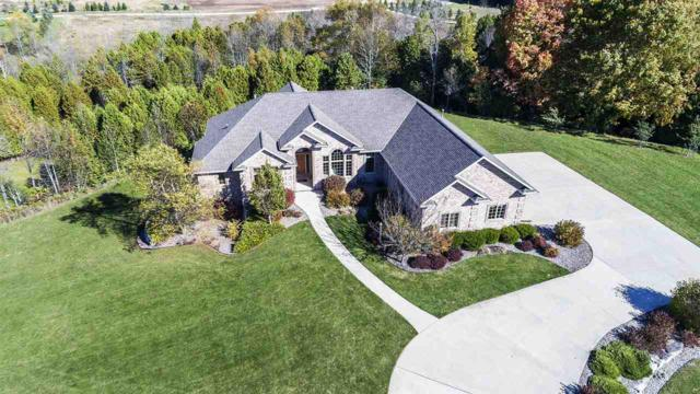 811 Alpine Circle, Algoma, WI 54201 (#50187416) :: Todd Wiese Homeselling System, Inc.