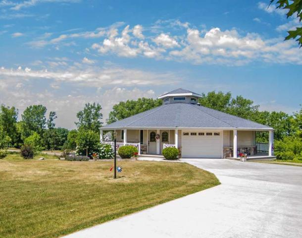 N6177 Dr Drive, Manawa, WI 54949 (#50187655) :: Dallaire Realty