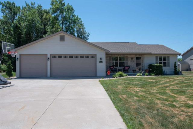 W6343 Goose Creek Circle, Greenville, WI 54942 (#50187732) :: Todd Wiese Homeselling System, Inc.
