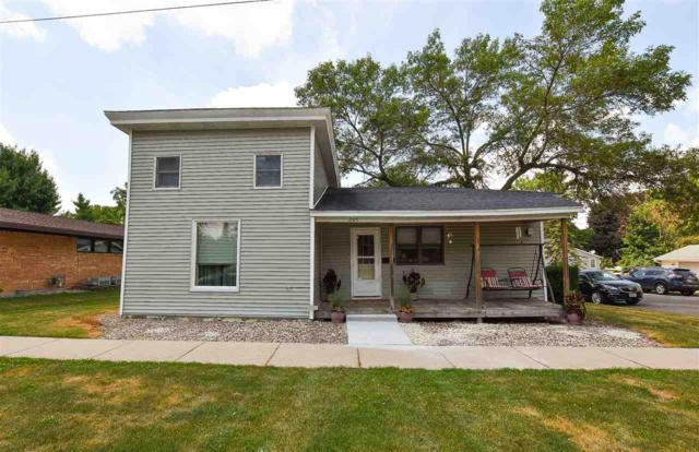 205 Jackson Avenue, Omro, WI 54963 (#50187741) :: Todd Wiese Homeselling System, Inc.