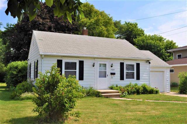 1504 Dousman Street, Green Bay, WI 54303 (#50187773) :: Symes Realty, LLC