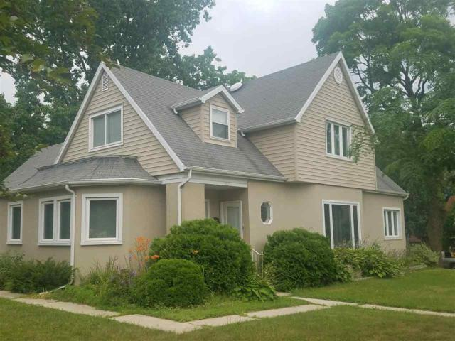 503 Wyman Street, New London, WI 54961 (#50187830) :: Todd Wiese Homeselling System, Inc.