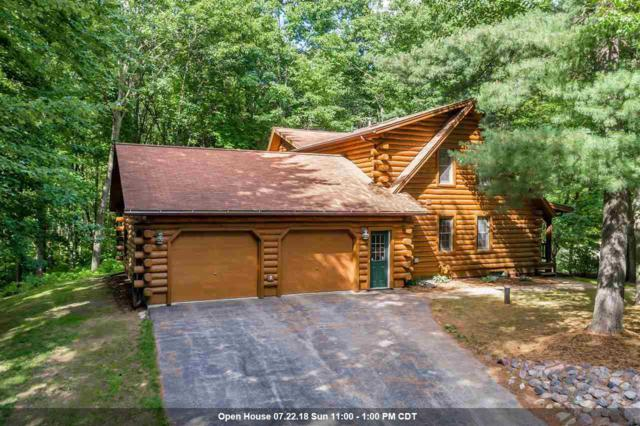 5824 Forest Lake Lane, Abrams, WI 54101 (#50187881) :: Todd Wiese Homeselling System, Inc.