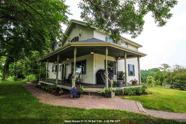 N4618 Hwy 49, Waupaca, WI 54981 (#50187892) :: Todd Wiese Homeselling System, Inc.