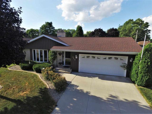 934 W Taylor Street, Appleton, WI 54914 (#50187913) :: Todd Wiese Homeselling System, Inc.