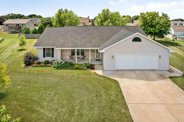 2164 Gadwell Lane, Green Bay, WI 54311 (#50187914) :: Todd Wiese Homeselling System, Inc.