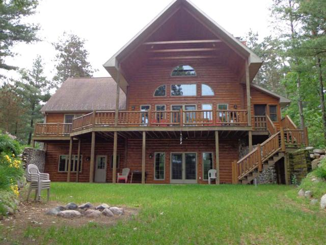 W5562 Hiwela Drive, Wild Rose, WI 54984 (#50187975) :: Dallaire Realty