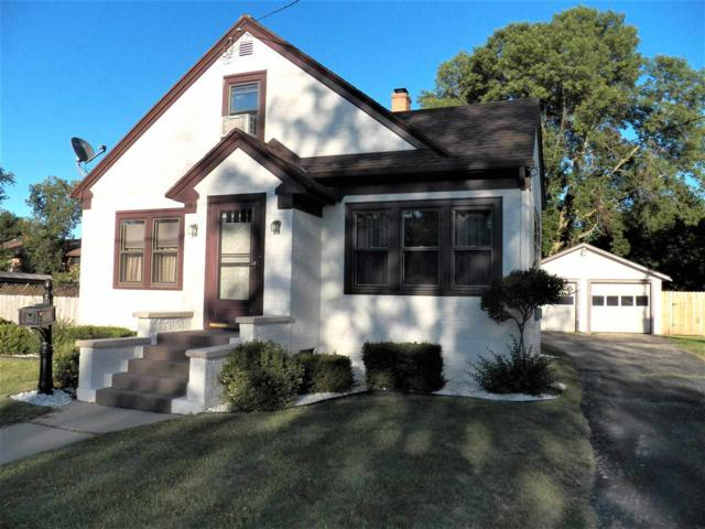 509 S Fisk Street, Green Bay, WI 54303 (#50188019) :: Todd Wiese Homeselling System, Inc.