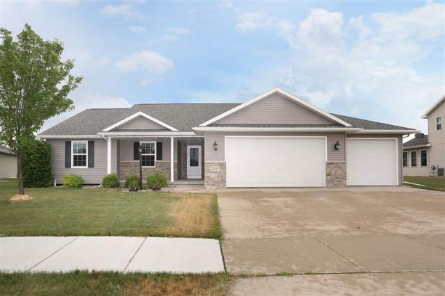315 Albert Way, Appleton, WI 54915 (#50188126) :: Dallaire Realty