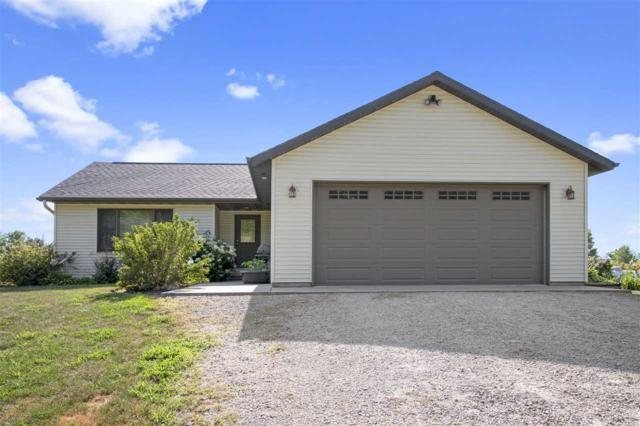 9655 Hwy Ah, Fremont, WI 54940 (#50188265) :: Dallaire Realty
