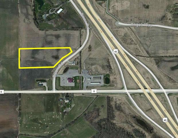 Bison Road, Larsen, WI 54947 (#50188315) :: Dallaire Realty
