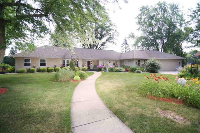 316 S Francis Street, Brillion, WI 54110 (#50188415) :: Dallaire Realty