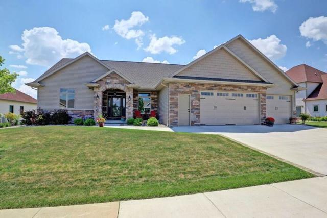 231 E Flintrock Drive, Appleton, WI 54913 (#50188417) :: Dallaire Realty