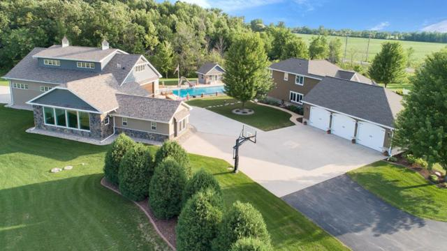 N8192 Stommel Road, Sherwood, WI 54169 (#50188846) :: Dallaire Realty
