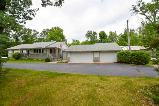 W2870 Hwy H, Pine River, WI 54965 (#50189068) :: Dallaire Realty