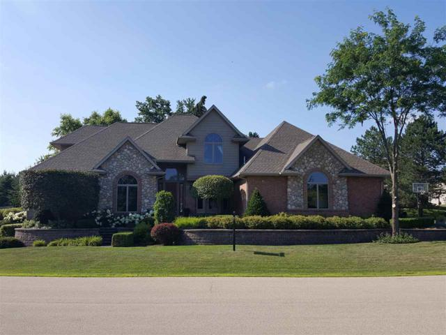 433 S Pine Grove Lane, Hortonville, WI 54944 (#50189073) :: Dallaire Realty