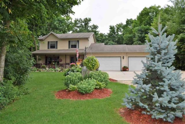 W2348 Timber Ridge Court, Campbellsport, WI 53010 (#50189082) :: Dallaire Realty