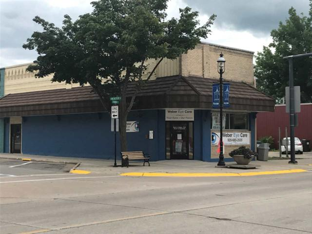 100 W Main Street, Omro, WI 54963 (#50189189) :: Dallaire Realty