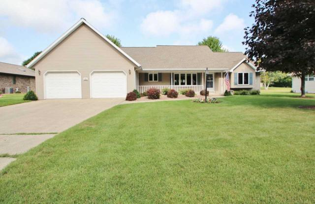 2834 Pioneer Drive, Green Bay, WI 54313 (#50189207) :: Dallaire Realty