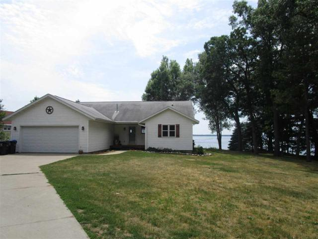 W5907 Lake Drive, Shawano, WI 54166 (#50189216) :: Dallaire Realty