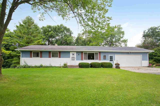 9002 Decker Road, Whitelaw, WI 54247 (#50189225) :: Dallaire Realty
