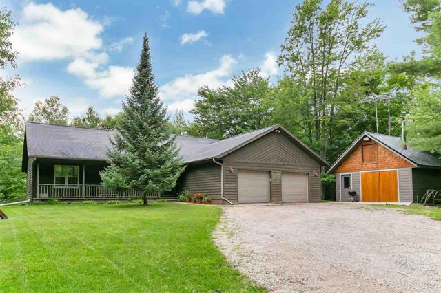 14685 E Forrester Road, Lakewood, WI 54138 (#50189261) :: Dallaire Realty