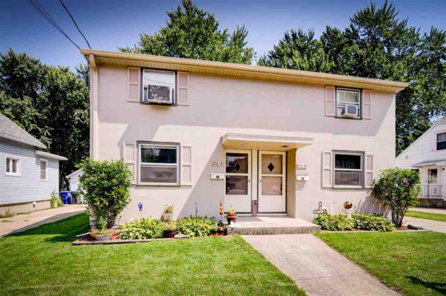 216 Taylor Street, Little Chute, WI 54140 (#50189306) :: Dallaire Realty