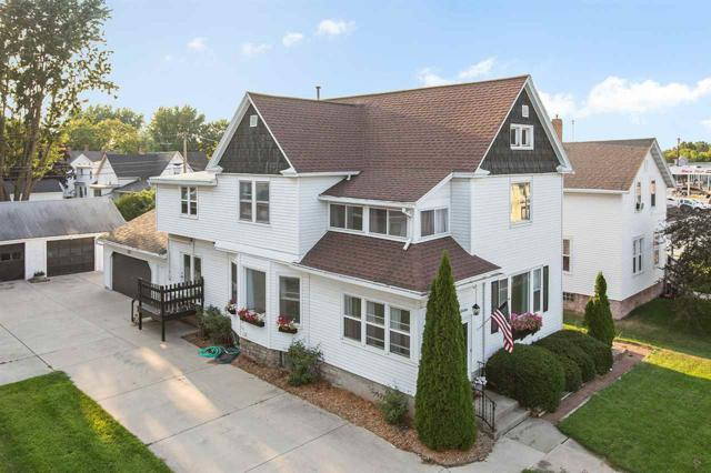513 N Main Street, Brillion, WI 54110 (#50189422) :: Todd Wiese Homeselling System, Inc.