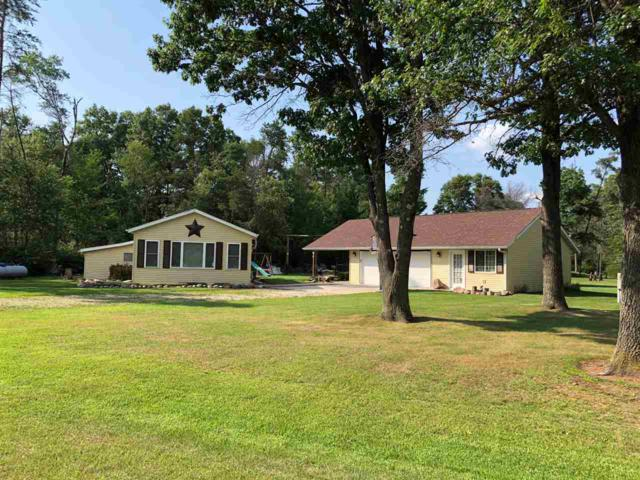 W11836 S Pine Road, Crivitz, WI 54114 (#50189499) :: Dallaire Realty