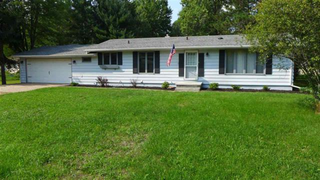 E1172 Pineview Lane, Waupaca, WI 54981 (#50189501) :: Dallaire Realty